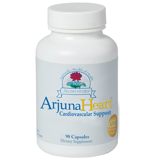 Arjuna Heart™ | Ayush Herbs | Ayurvedic Herbal Medicine