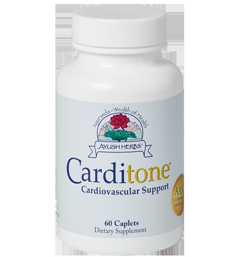 Carditone® (60) | Ayush Herbs | Ayurvedic Herbal Medicine