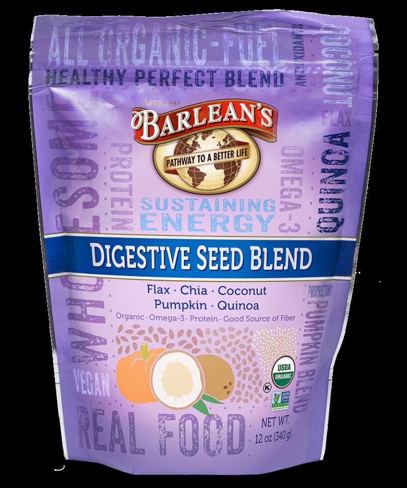Organic Digestive Seed Blend