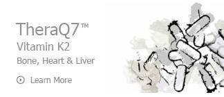 TheraQ7™ Vitamin K2 | BGG