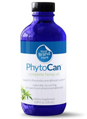 PhytoCan™ Hemp Stalk Oil | Bioriginal