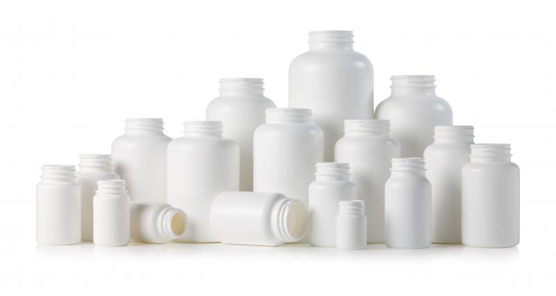 Comar HDPE Packer Bottles