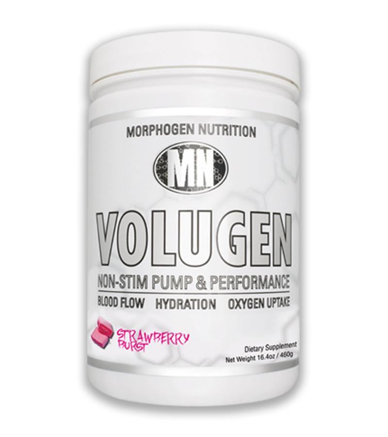VOLUGEN™ - Non-stim Pump & Performance – MorphogenNutrition