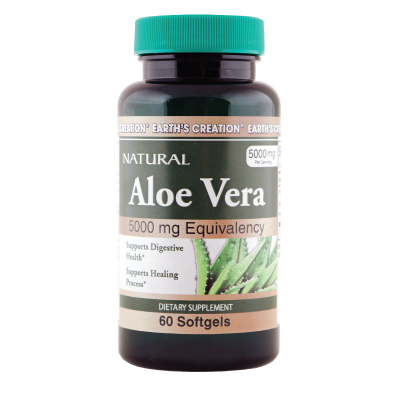Aloe Vera | Earth's Creation USA