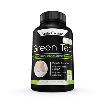 Green Tea | Earth's Creation USA