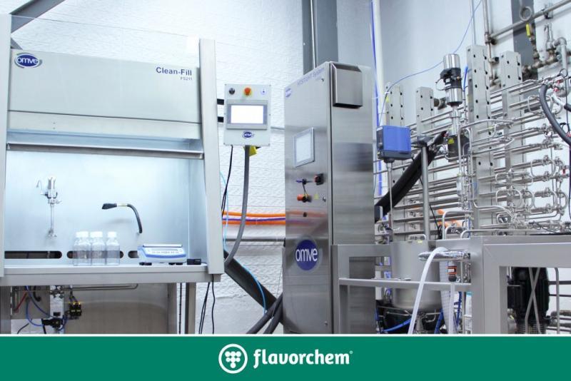 Flavorchem Pilot Plant Image