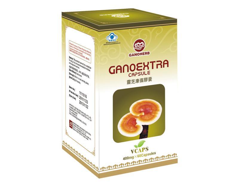 GanoHerb - GanoExtra Capsule - OEM/ODM - PRODUCTS-ganoderma,ganoderma lucidum,reishi,GanoHerb Technology(Fujian) Corporation