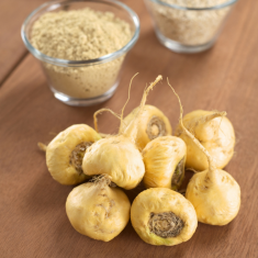 Organic Maca Root Powder & Gelatinized - Shining Seas Imports