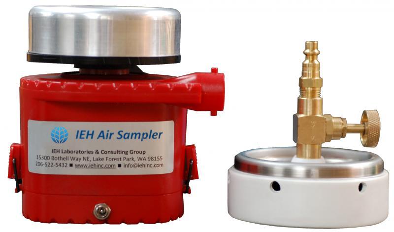 The Air Sampler   Microbiologique