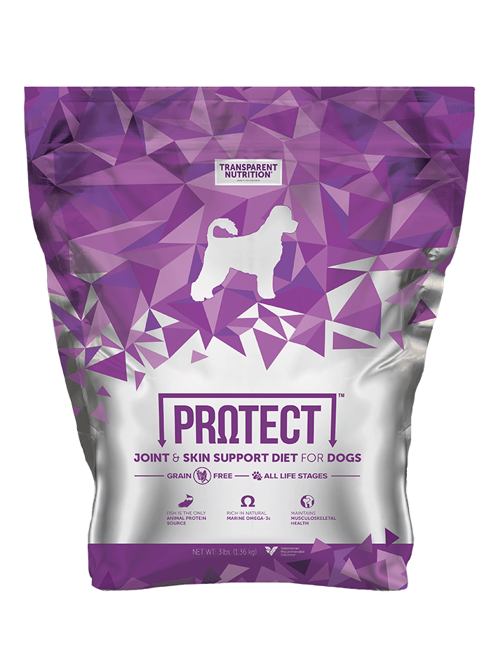 Skin and Joint Health Canine Products | Transparent Nutrition® | VRS