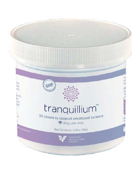 tranquillium™ | VRS Veterinarian Recommended Solutions