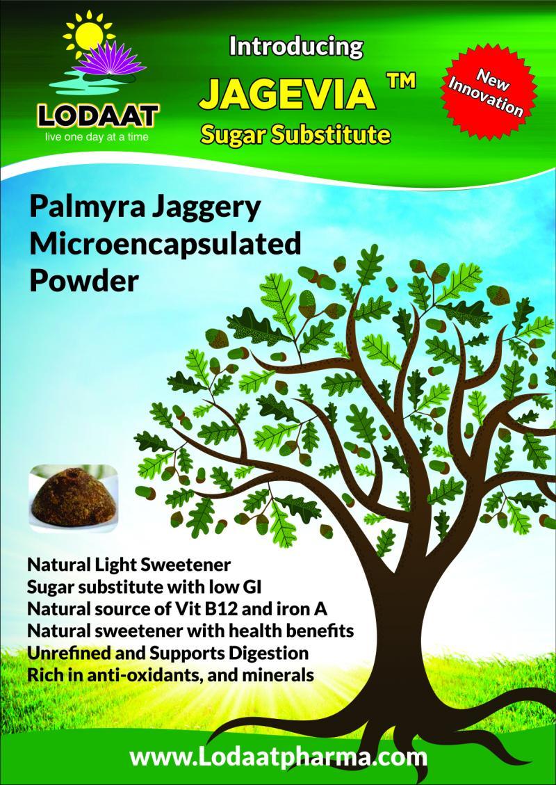 Jagevia natural healthy sweetener sugar substitute