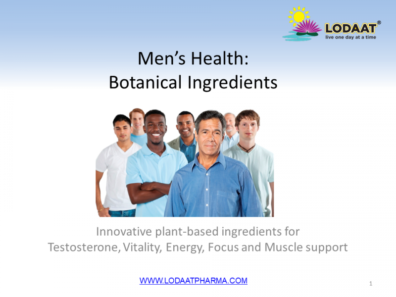 Mens health testosterone energy vitality sport nutrition sexual health