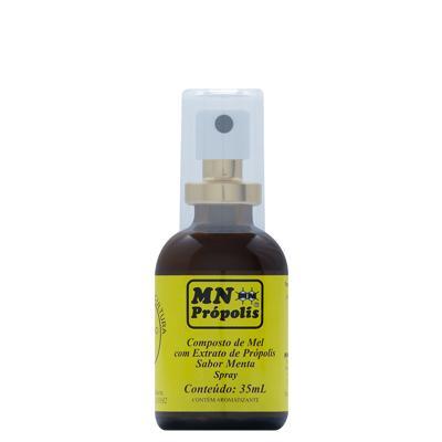 Spray Amarelo 35mL - MN Própolis
