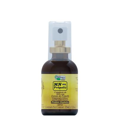 Organic Spray S 35mL - MN Própolis