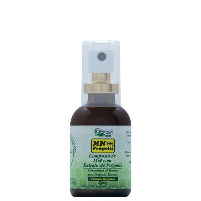 Organic Spray BR Green 35mL - MN Própolis