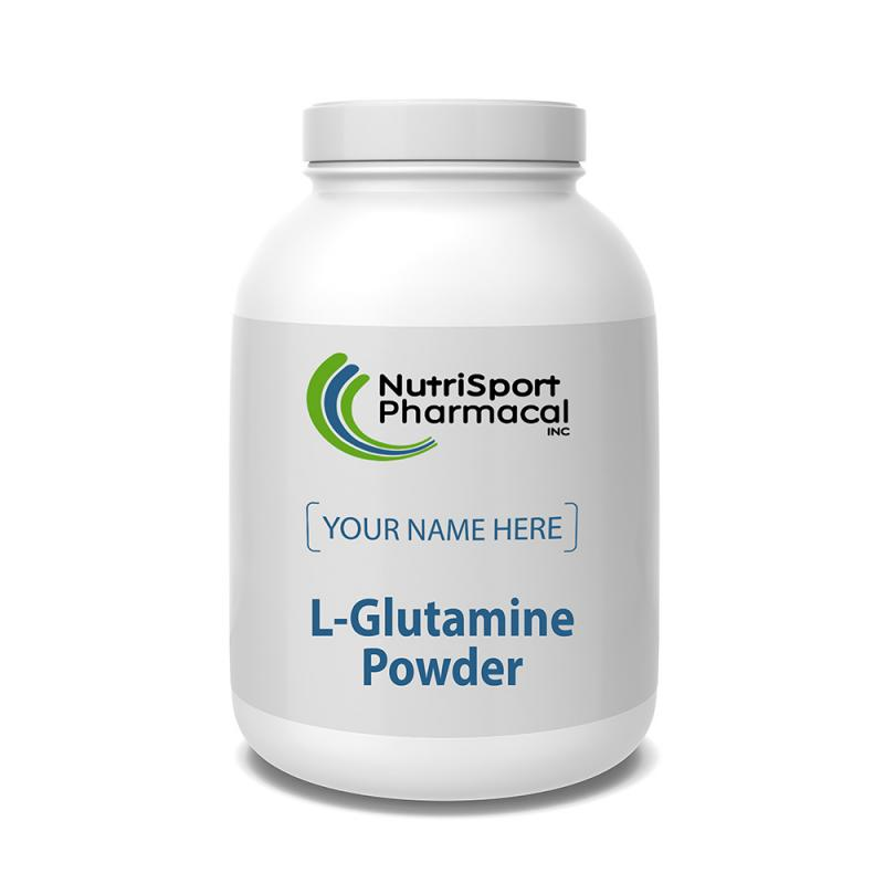 L-Glutamine Powder - NutriSport Pharmacal