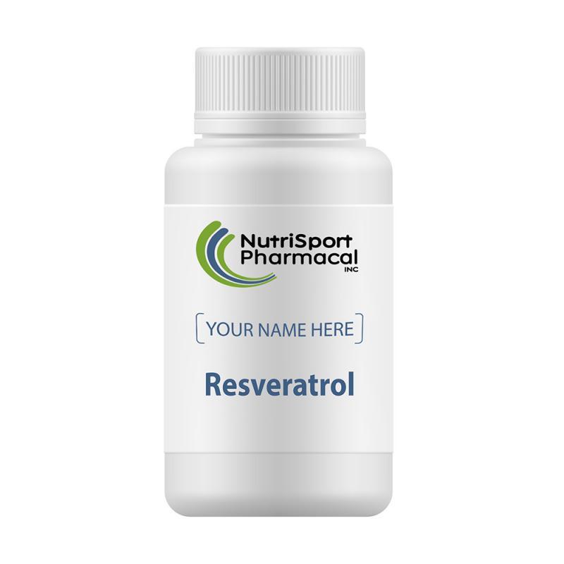 Resveratrol - NutriSport Pharmacal