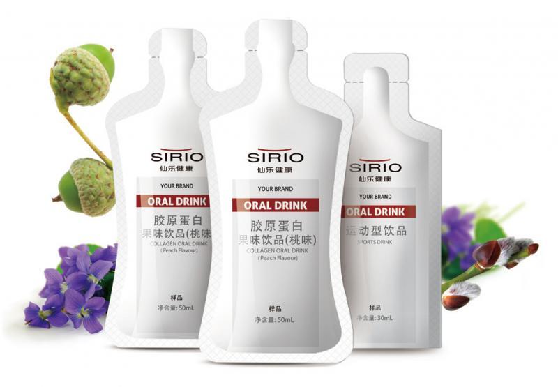 Functional Beverages │ Sirio Pharma