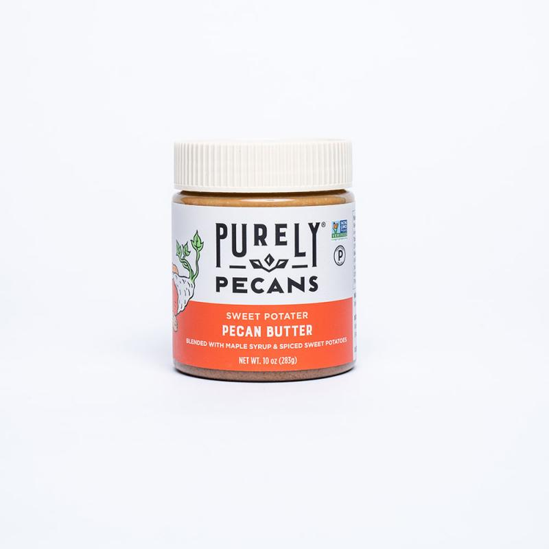 Purely Pecans Pecan Butter - Sweet Potater - South Georgia Pecan