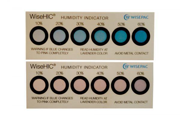 Humidity Indicator Card | Wisesorbent Technology