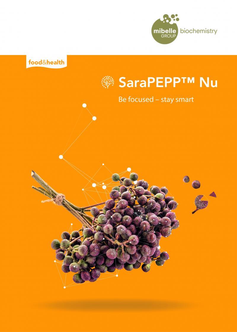 SaraPEPP™ Nu - Mibelle Biochemistry