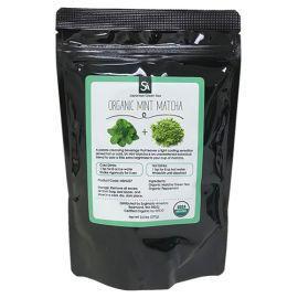 sugimotousa.com Organic Mint Matcha <br> 0.5 lbs (227g)