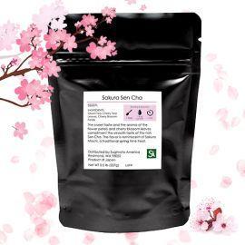 sugimotousa.com Sakura Sencha