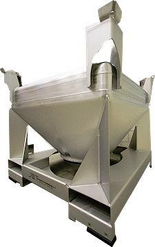 TOTE® Systems - Cone Valve Container System