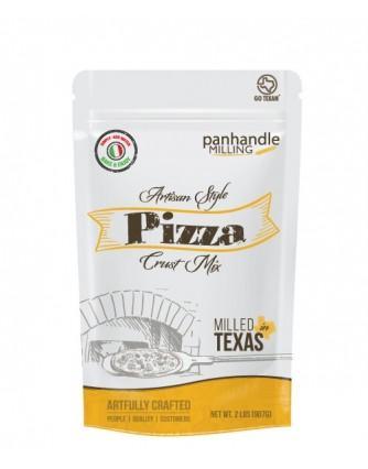 Premium Artisan Style Pizz Crust Mix - 3lb   Panhandle Milling