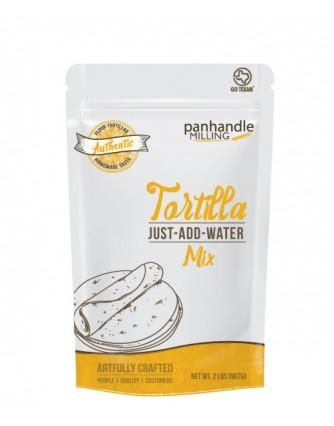 Phoenix Premium Tortilla Mix 3lb - Just-Add-Water | Panhandle Milling