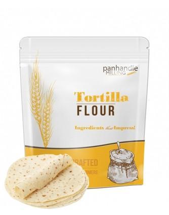 Tortilla Flour - Authentic Professional Flour | Panhandle Milling