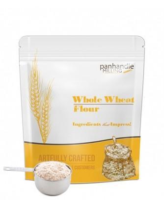 Whole Wheat Flour - Vegan, Non-GMO   Panhandle Milling