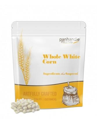 Whole White Corn - Cleaned | Specialty Grains