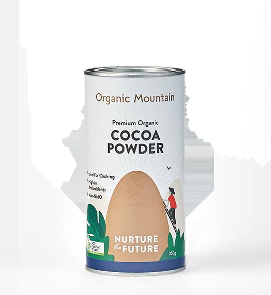 Organic Cocoa Powder - Organic Mountain