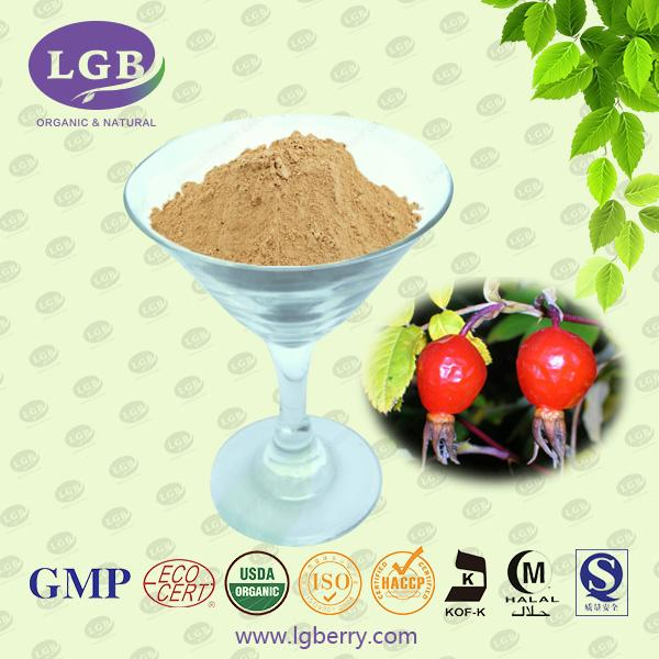 Rose Hip Extract-DaXingAnLing Lingonberry Boreal Biotech Co.,Ltd.Lingonberry Group