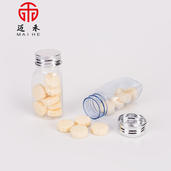 Empty plastic triangle shape candy bottle, View candy bottle, MAIHE Product Details from Zhejiang Maihe Trading Co., Ltd. on Alibaba.com
