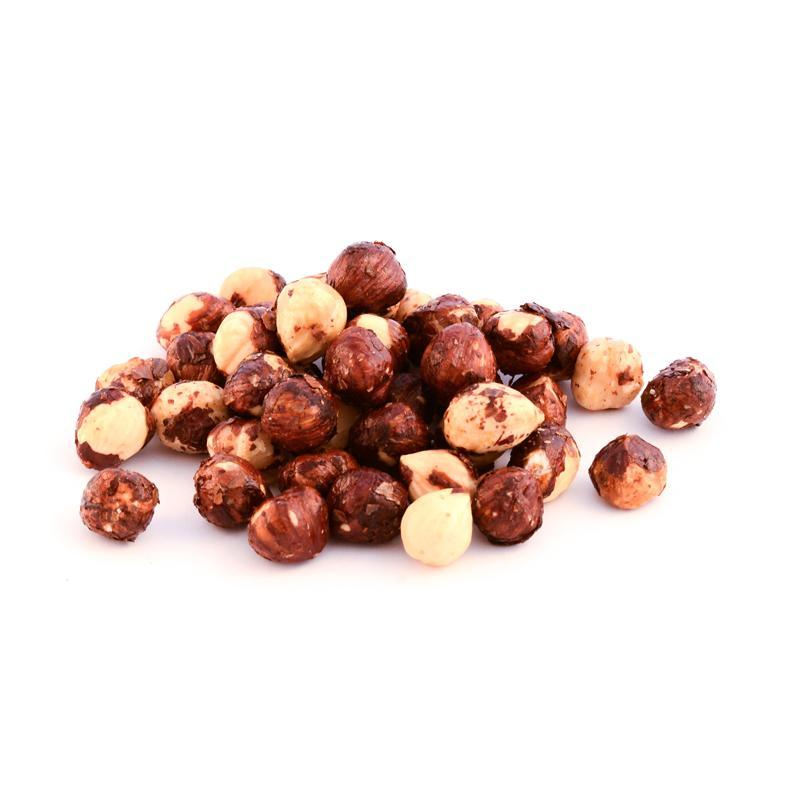 Organic Maple Glazed Hazelnuts | Tierra Farm