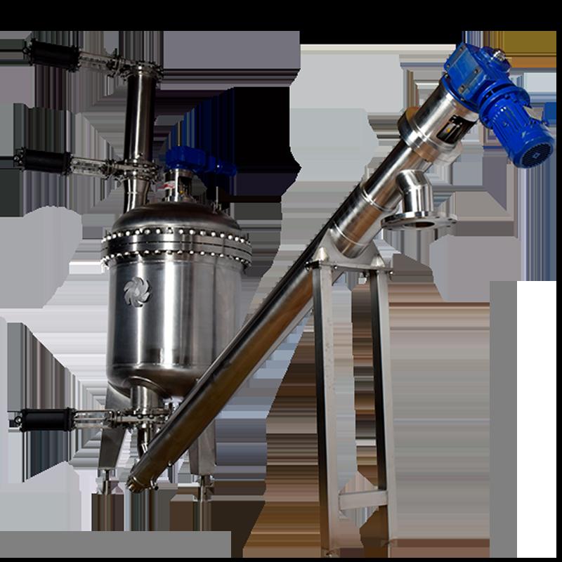 Rotax Extraction System : Deutsche Process