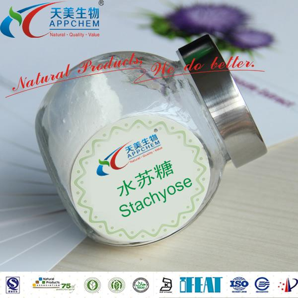 Stachyose,Stachyose,Xi'an App-Chem Bio(Tech)Co.,Ltd