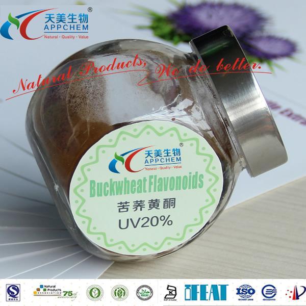 Buckwheat Extract,Tartary buckwheat extract,Xi'an App-Chem Bio(Tech)Co.,Ltd