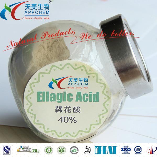 Ellagic acid,Anti-inflammatory acne raw material,Xi'an App-Chem Bio(Tech)Co.,Ltd