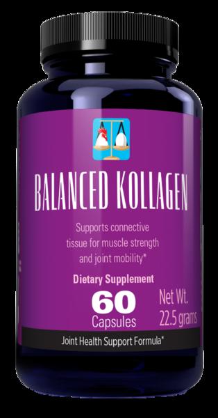 Balanced Kollagen | Type II Avian Collagen | Molecular BioLife International | MolecularBioLifeInternational