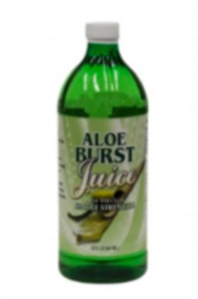 Aloe Burst@Aloe Vera Leaf Juice, Single Strength