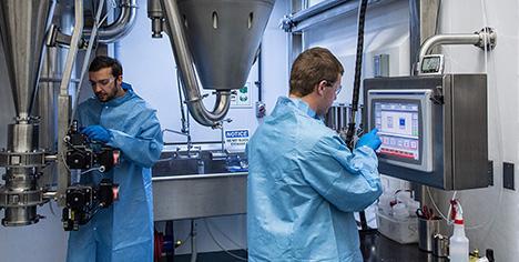 Liquid Filled Hard Capsule (LFHC) Formulations & Technology