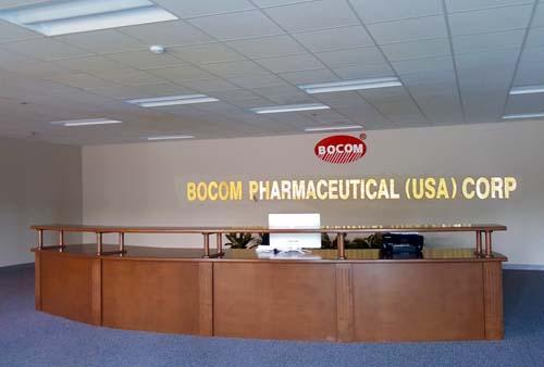 Bocom Pharmaceutical (USA) Corp.