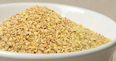 Roasted Full Fat Soy Meal (ROSY16) and Grits (ROSY12) – Natural Products, Inc.