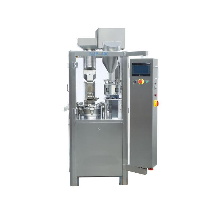 High Grade Precision Small Capsule Filler Njp 200 Automatic Capsule Filling Machine Manufacturers and Suppliers China - Factory Pricelist - Huili Capsules