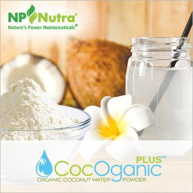 CocOganicPlus™️ Coconut Water Freeze-dried Powder - Signature Ingredient