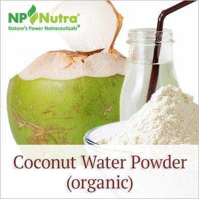 Coconut Water Powder (organic) - Nutra Organics